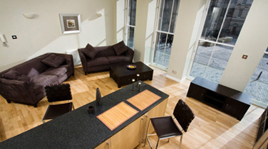 St. Giles Apartment 1, Main Apartment Image